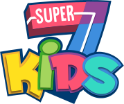 Super 7 Kids Logo