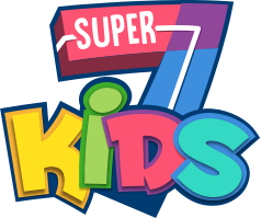 Super 7 Kids Logo